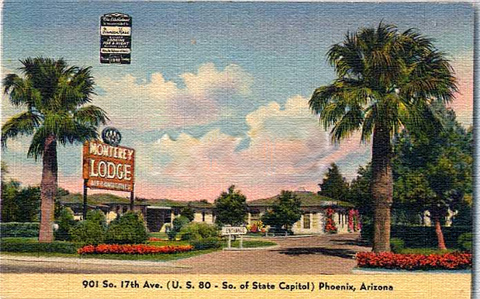 A postcard from the 1940's