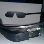 Google Glass close-up