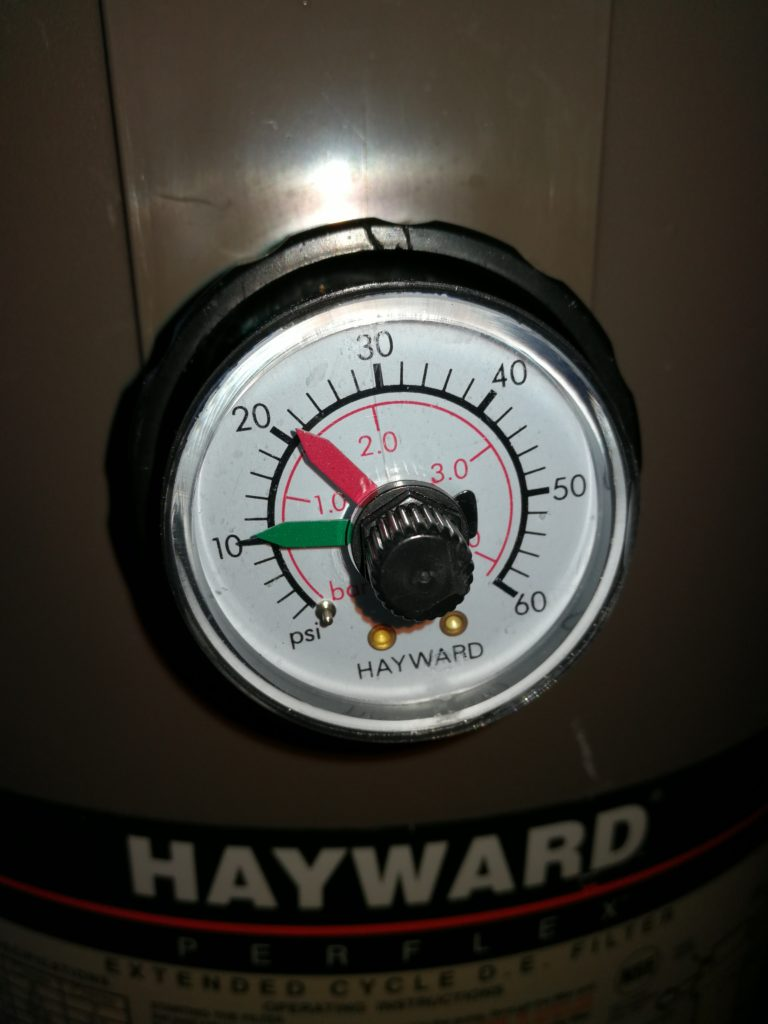 When things don't go well, the pressure can rise from 10 psi to over 25 psi in less than 30 minutes.